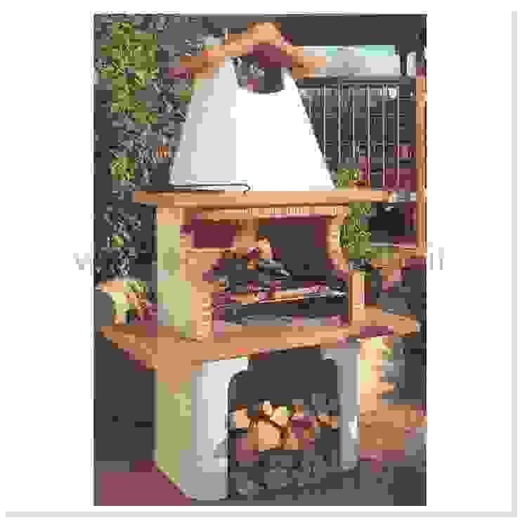 Arrecocemento Garden Fire pits & barbecues