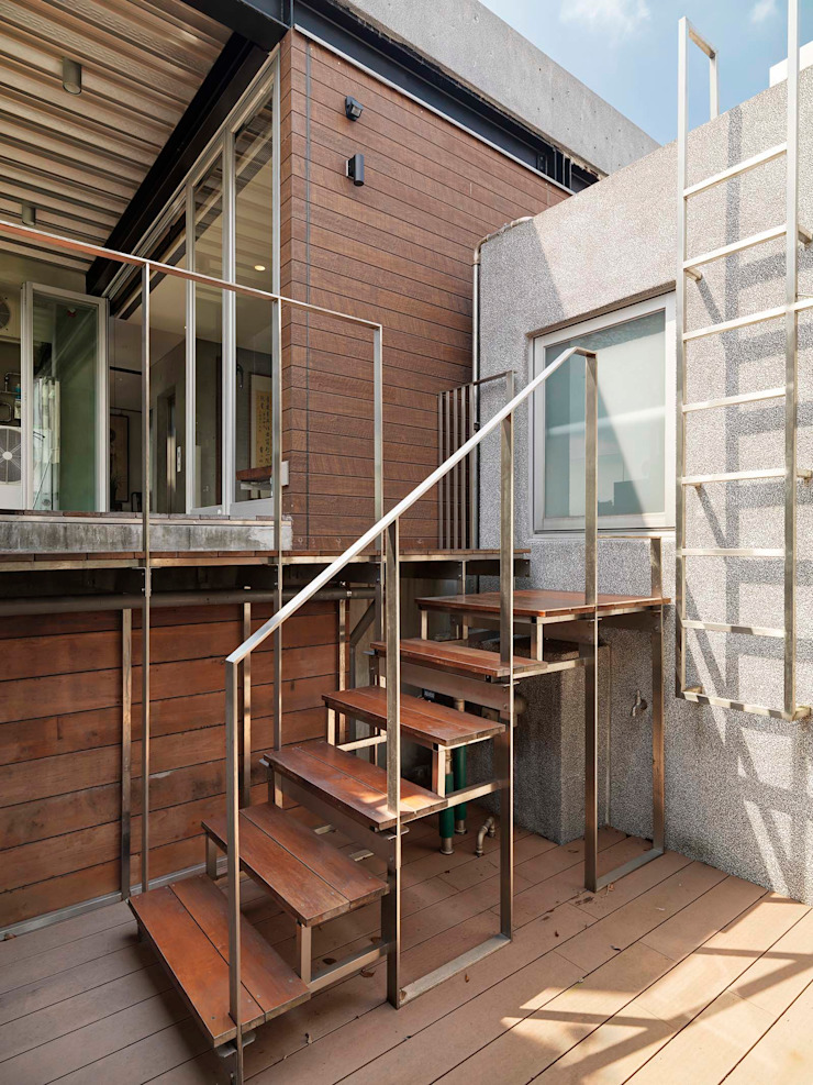 輕與巧 根據 前置建築 Preposition Architecture 現代風