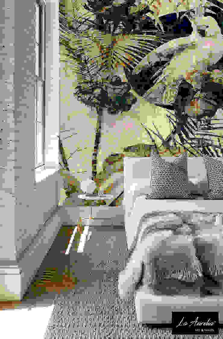 Exotic #160909 Wallpaper van La Aurelia Scandinavisch