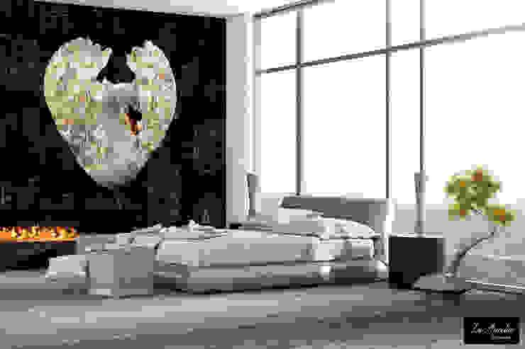 Verwonderend Creëer een droomslaapkamer met uniek behang | homify | homify BX-57