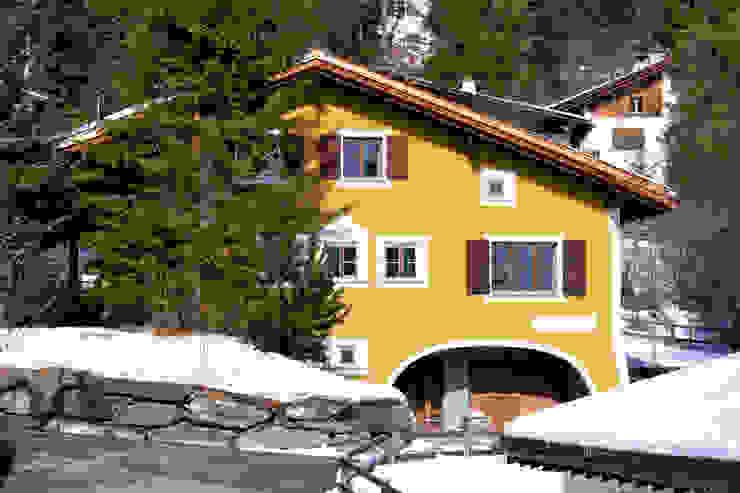 Ferienhaus Laax (CH) Dr. Schmitz-Riol Planungsgesellschaft mbH Landhäuser