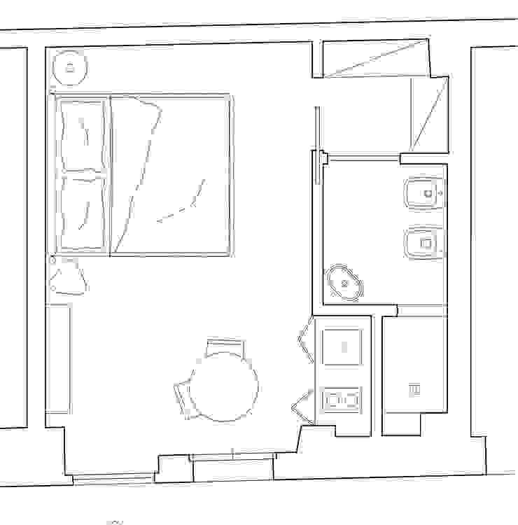 Eclectic style houses by studio ferlazzo natoli Eclectic