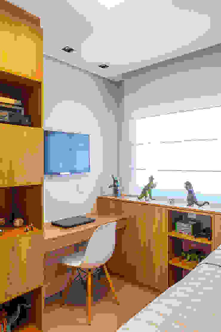 São Caetano 53 Casa 27 Arquitetura e Interiores Quarto infantil moderno