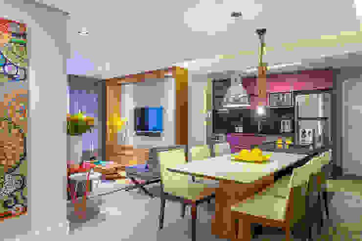 Casa 27 Arquitetura e Interiores Salas modernas
