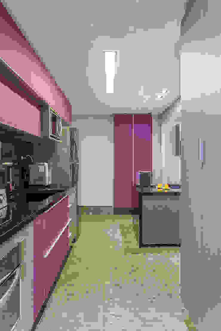 São Caetano 53 Casa 27 Arquitetura e Interiores Cozinhas modernas