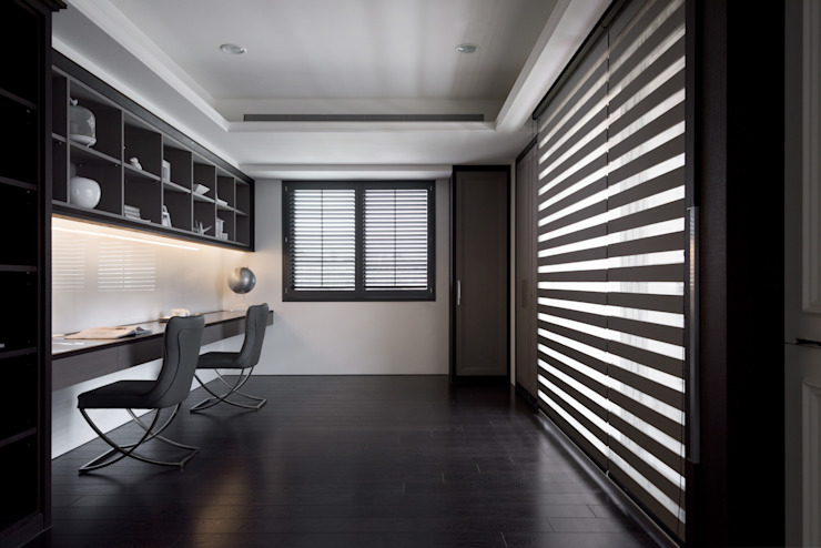 Modern style study/office by 思為設計 SW Design Modern
