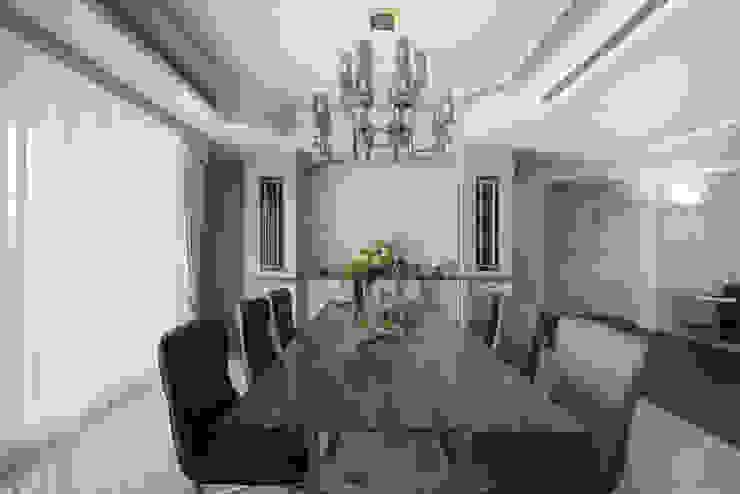 Modern dining room by 思為設計 SW Design Modern