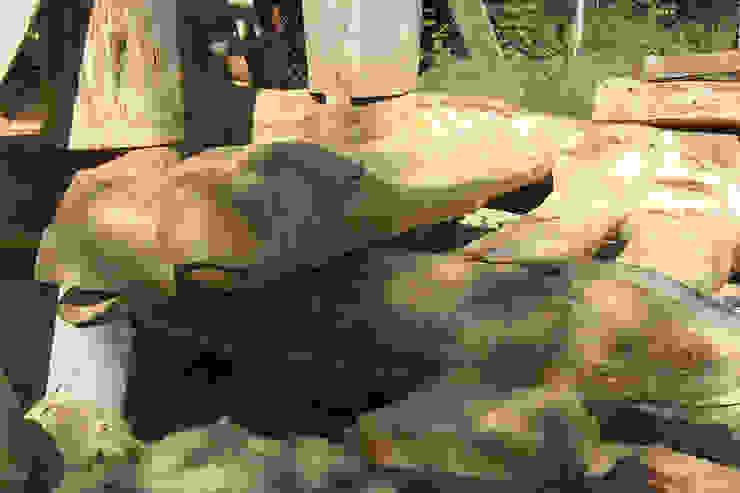 Техно-сруб Classic style houses Wood