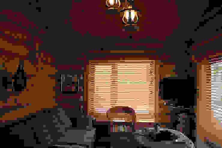 Техно-сруб Living roomAccessories & decoration Wood