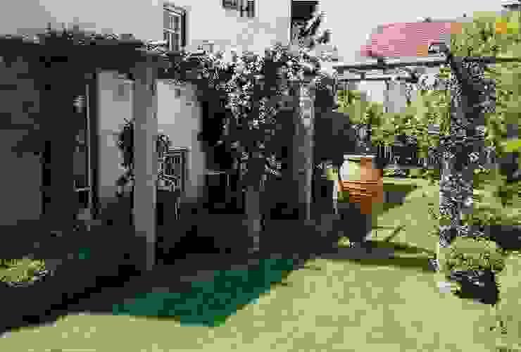 Pergola Architektur Landschaft Garten Moderner Garten