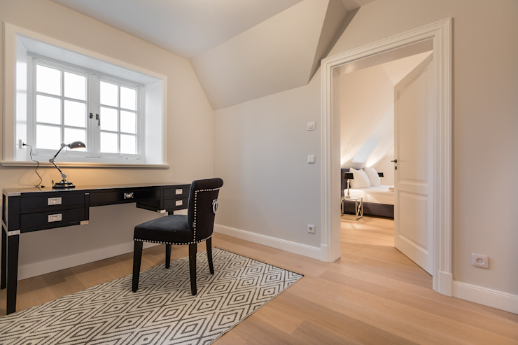 Study/office by Home Staging Sylt GmbH, Modern