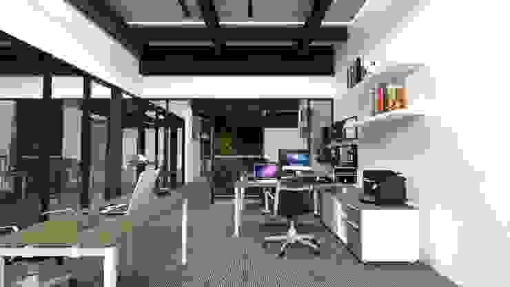 Oficina Privada by Arquitectura Ecologista