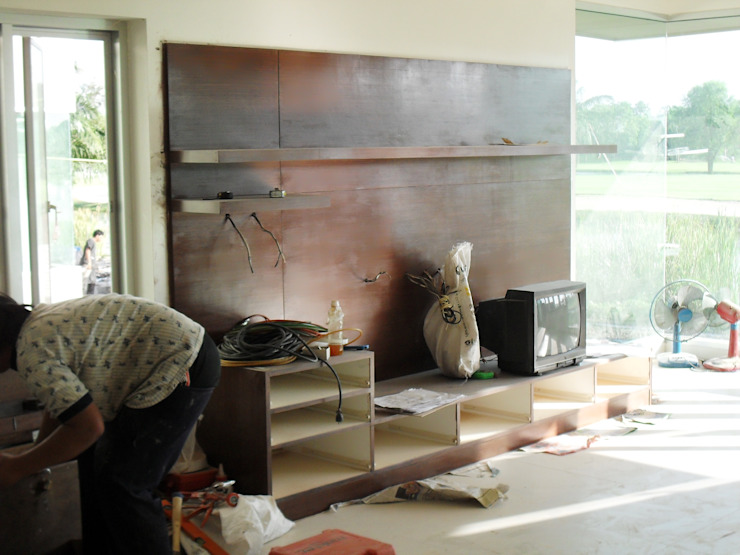 ตกแต่งภายในบ้านพักอาศัย2ชั้น โดย KDC TEAM : โทร.096-0289288 ; By คุณหนุ่ม