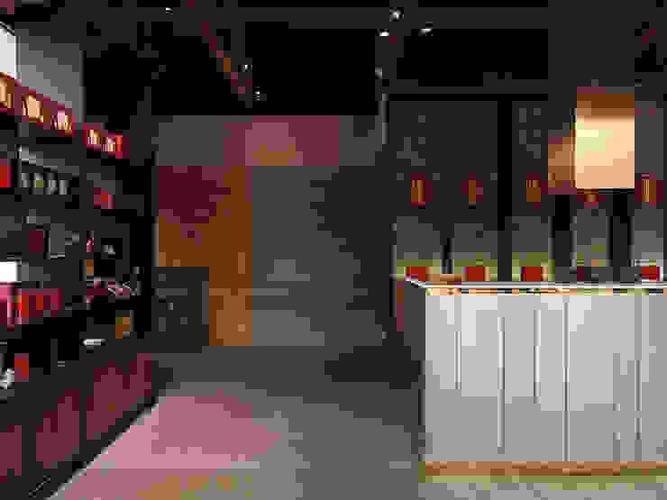 Wang De Chuan Tea Salon 根據 沈志忠聯合設計 日式風、東方風