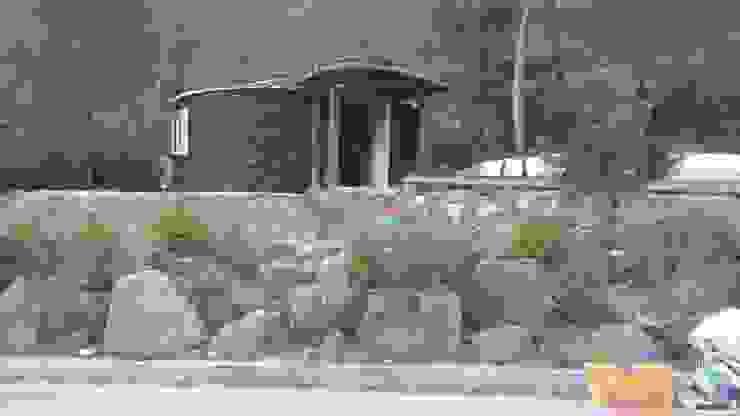 벽면단열과 지붕 단열 1차 완성 by 솔롱고스캠프