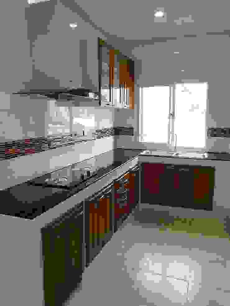 งานต่อเติมครัวที่โครงการ Sukumvit Lite โดย F.I.S. Supplies