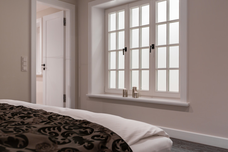 Modern Windows and Doors by Home Staging Sylt GmbH Modern