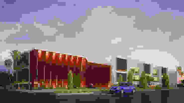 INSTITUCIONAL de Elementum Arquitectos SAS Moderno