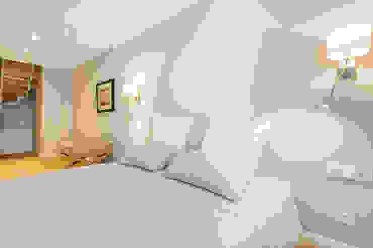 غرفة نوم تنفيذ Home Staging Sylt GmbH,