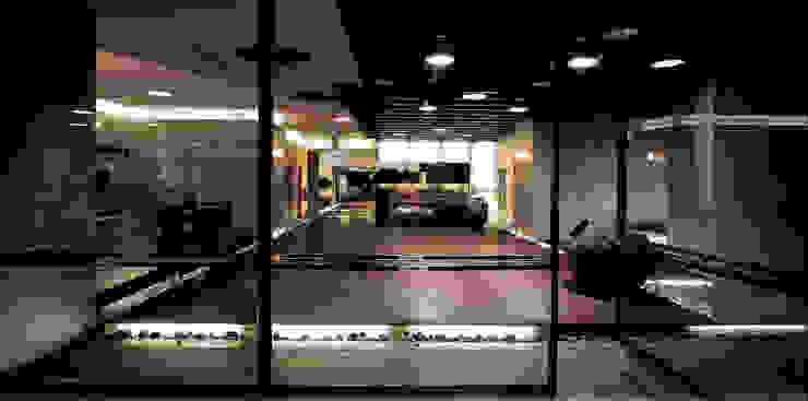 台中Being Spa休閒運動中心 根據 鼎爵室內裝修設計工程有限公司 簡約風 玻璃