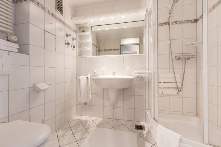 Home Staging Sylt GmbH Kamar Mandi Modern