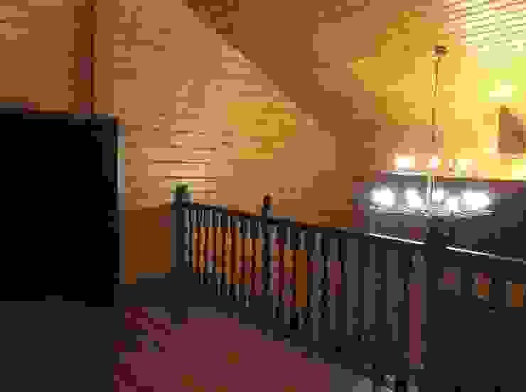 Техно-сруб Corridor, hallway & stairsAccessories & decoration