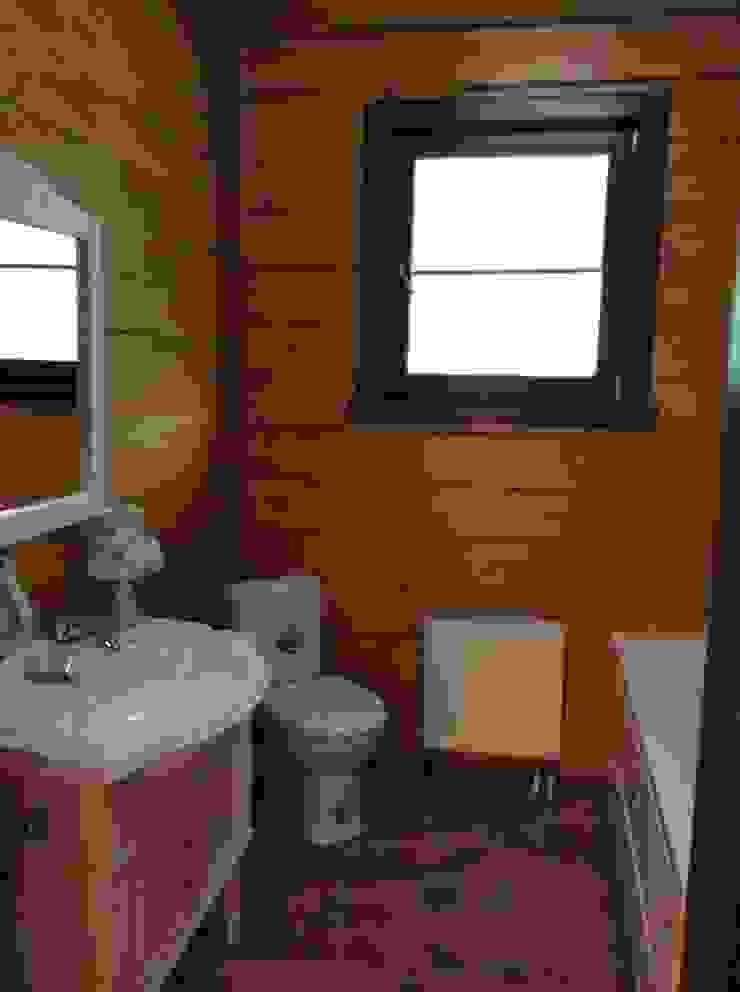 Техно-сруб BathroomDecoration Wood
