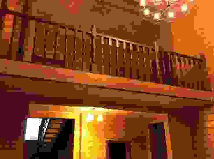 Техно-сруб Corridor, hallway & stairsAccessories & decoration Wood