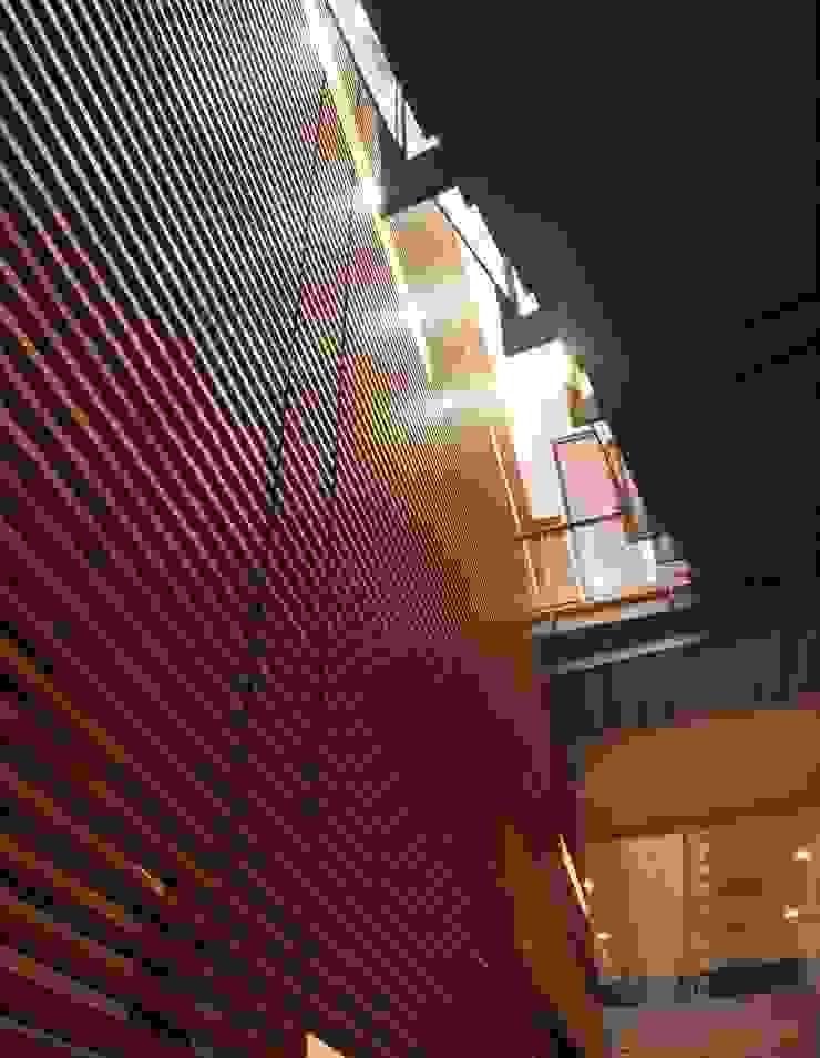 台南 Being Spa休閒運動中心 根據 鼎爵室內裝修設計工程有限公司 現代風 鐵/鋼