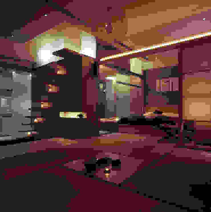 住宅(場域 ●界定) 根據 鼎爵室內裝修設計工程有限公司 簡約風 強化水泥