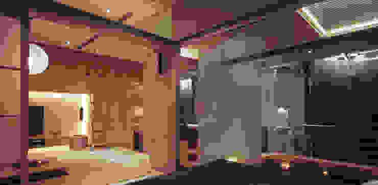 住宅(場域 ●界定) 根據 鼎爵室內裝修設計工程有限公司 簡約風 玻璃