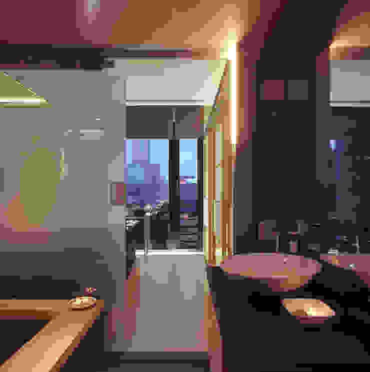 住宅(場域 ●界定) 根據 鼎爵室內裝修設計工程有限公司 簡約風 大理石