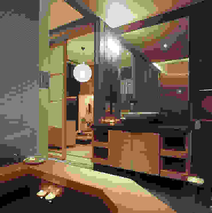 住宅(場域 ●界定) 根據 鼎爵室內裝修設計工程有限公司 簡約風 實木 Multicolored