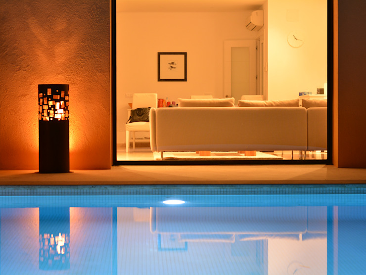 Clearfire - Lareiras Etanol Pool