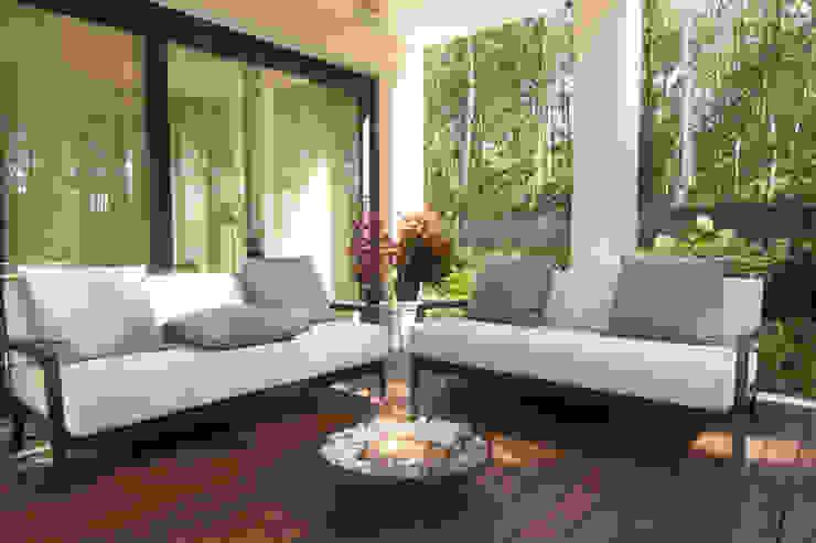 Clearfire - Lareiras Etanol Modern living room