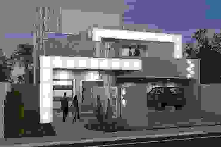 Projekty,   zaprojektowane przez Appoint Arquitetura e Engenharia, Nowoczesny