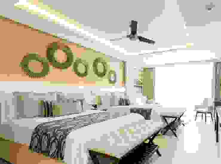 Hotel Royalton Cancún EASYDEKOR Textiles de alto rendimiento DormitoriosCamas y cabeceros