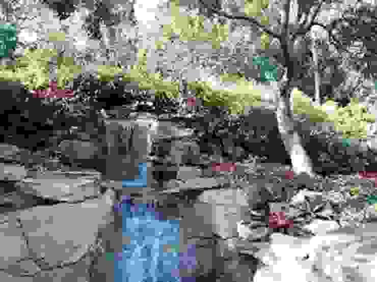Jardines de estilo moderno de JR paisajismo Moderno