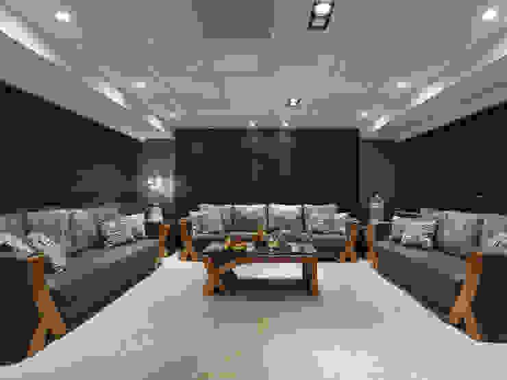 by Glocal Architecture Office (G.A.O) 吳宗憲建築師事務所/安藤國際室內裝修工程有限公司 Modern