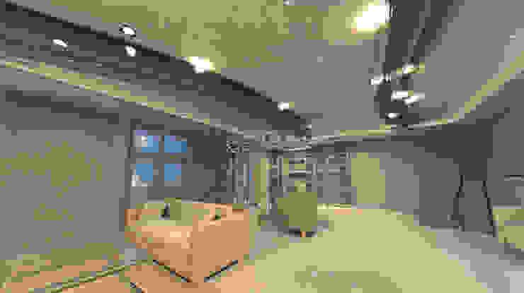 山西大同府 根據 Glocal Architecture Office (G.A.O) 吳宗憲建築師事務所/安藤國際室內裝修工程有限公司 日式風、東方風