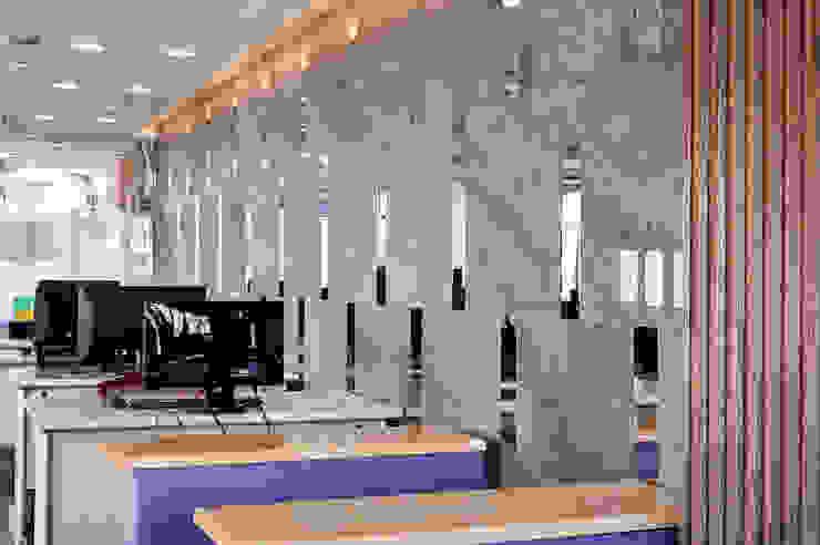 我的補習時代 After School 根據 Glocal Architecture Office (G.A.O) 吳宗憲建築師事務所/安藤國際室內裝修工程有限公司 現代風