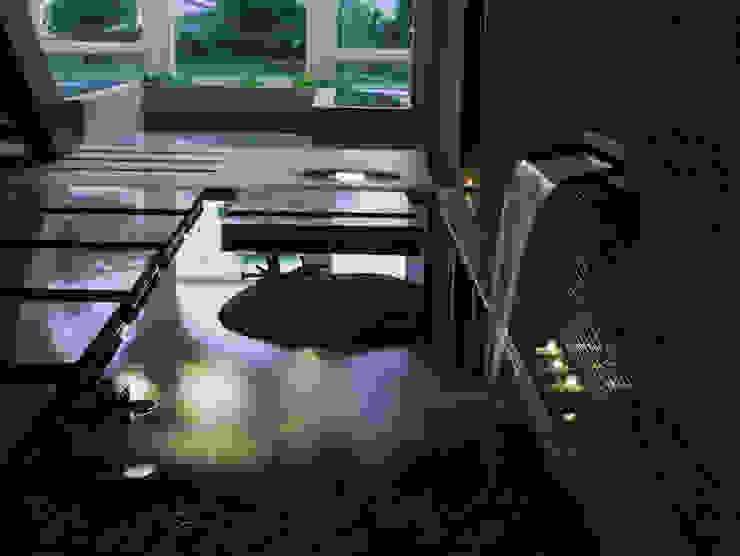住宅(漫步雲間) 根據 鼎爵室內裝修設計工程有限公司 簡約風 石板