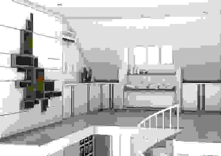 บ้านคุณ นภารัต หมู่ บ้านโมนาโค. โดย meedee360