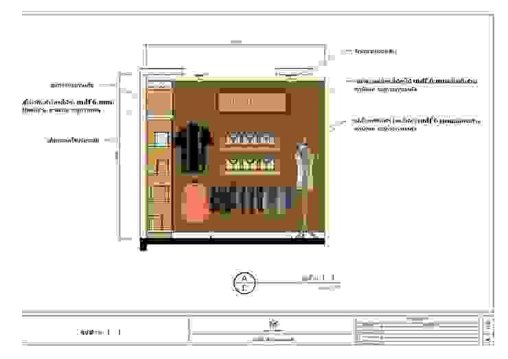 ร้านค้าภายใน ห้าง เซ็นทรัลชลบุรี: ประเทศ  โดย KTC interior design, คันทรี่