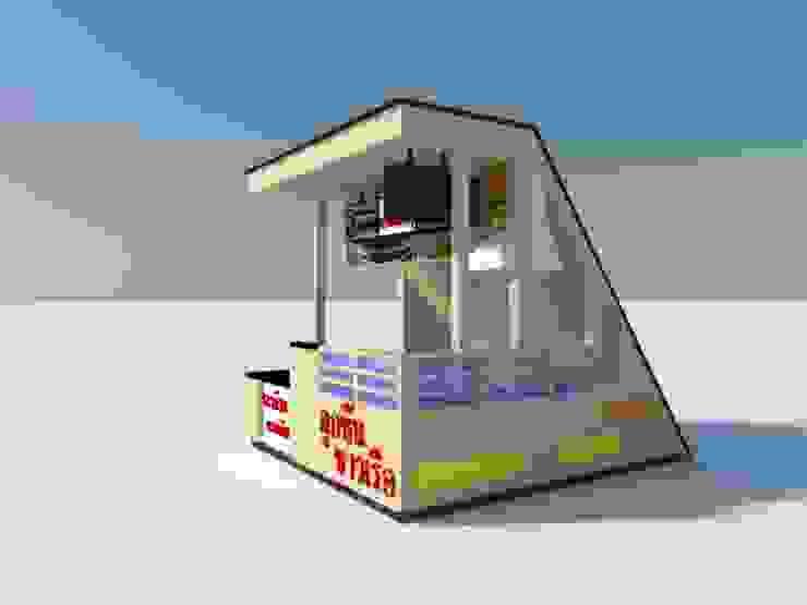 รีโนเวทร้าน ภายในห้างแหลมทอง บางแสน โดย KTC interior design
