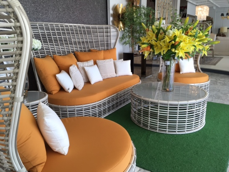 Casasola Decor Balconies, verandas & terraces Furniture