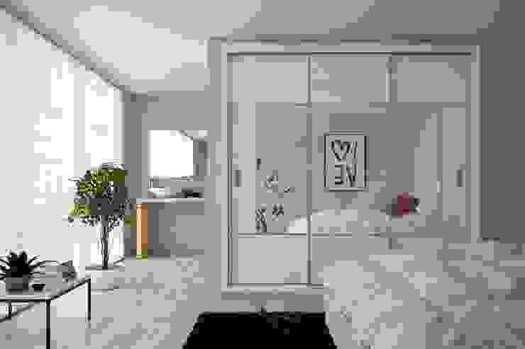 Industrias del armario Vifren S.L. BedroomWardrobes & closets