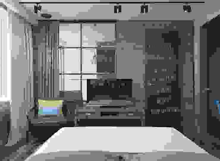 Habitaciones de estilo industrial de homify Industrial