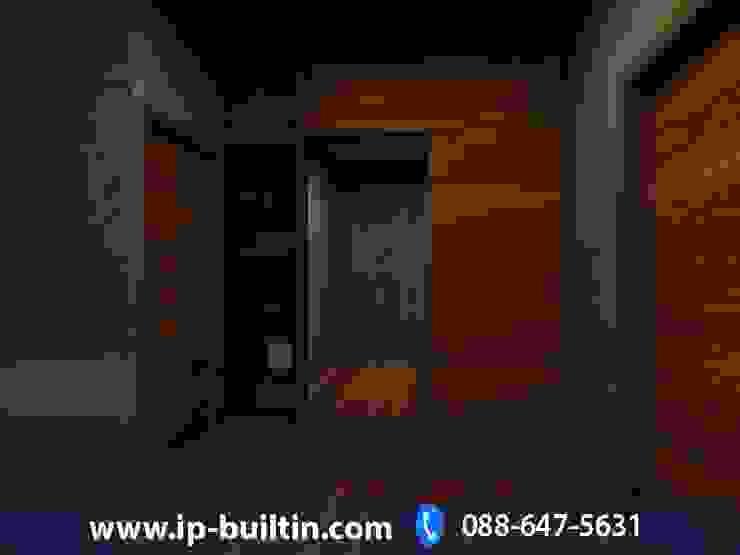 ตกแต่งภายในห้องแต่งตัว โดย IP BUILT IN