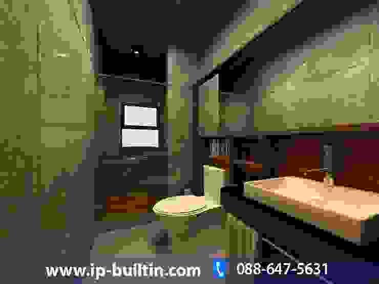 ตกแต่งภายในห้องน้ำ โดย IP BUILT IN